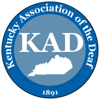 Kentucky Association of the Deaf logo