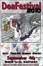 DeaFestival 2010 Poster