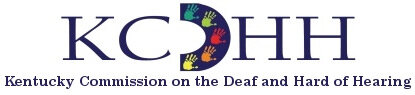 Logo for Kentucky Commission on the Deaf and Hard of Hearing