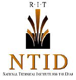 Go to the National Technical Institute for the Deaf website.