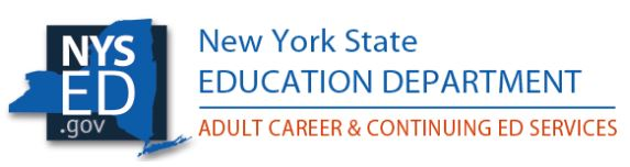 Go to the New York State Department of Education website.