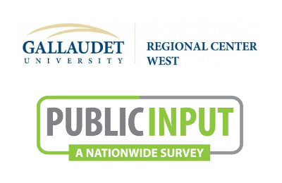 Gallaudet Public Input Survey.