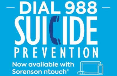 Go to the National Suicide Prevention Hotline website.